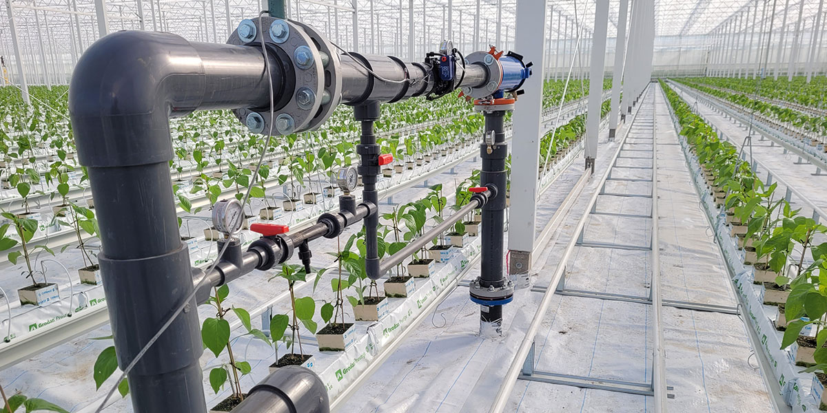 drip emitters for greenhouse
