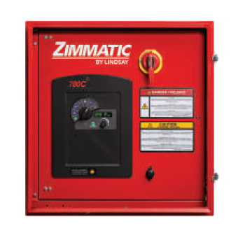 Zimmatic 700C Control Panel