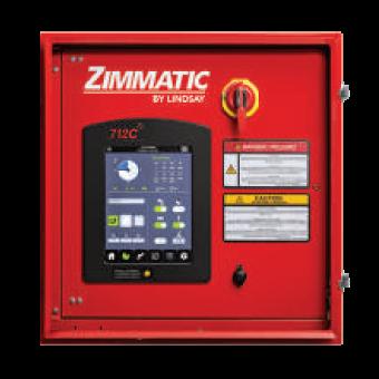 Zimmatic 712C Control Panel