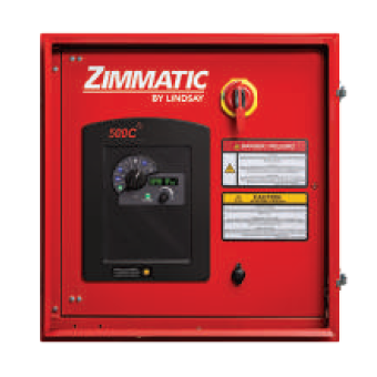 Zimmatic 500C Control Panel